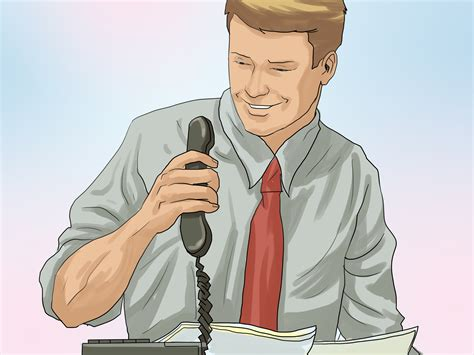 how to answer the phone how to answer the phone at work 6 steps with pictures