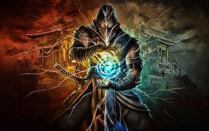 Scorpion Mortal Kombat Zero Sub Vs Fan