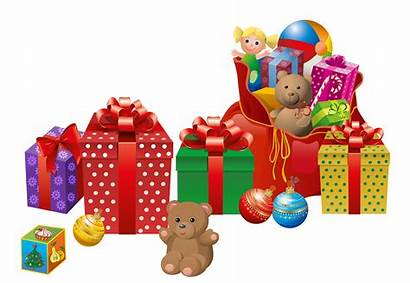 Clip Christmas Presents Holidays Happy Clipart Library