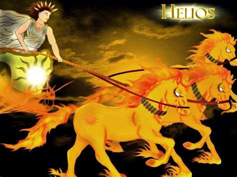 Helios Sun God Quotes