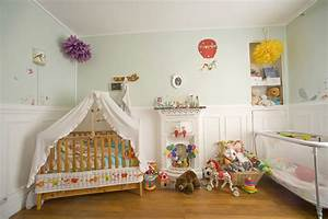 deco chambre fille 1 an With deco chambre bebe garcon