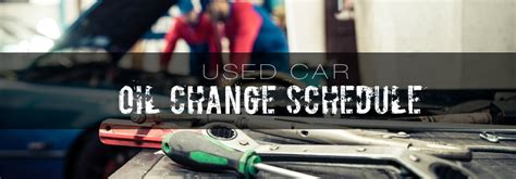 How Often Should You Change Oil In A Used Car?