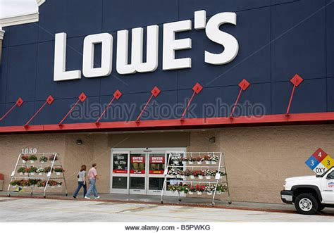 lowes store miami entrance sign company stock photos entrance sign company stock images alamy