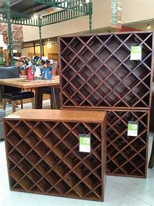 Timber, Wine, Racks, For, A, Diy, Wine, Cellar