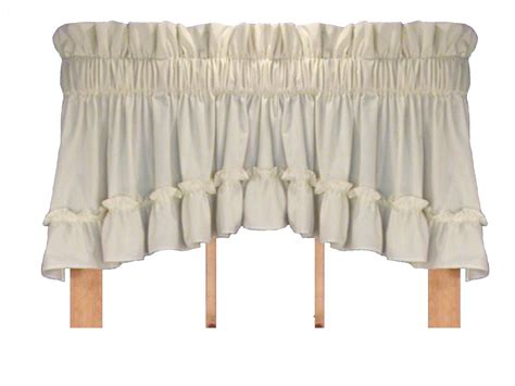 Stephanie Solid Color Country Ruffled Priscilla Window Curtains Ready Made Blackout Curtains Eyelet Pull The Curtain Sum 41 Tab Sheer Cotton Bhs Silver 1 Inch Double Rod Brackets Triple Pleat Tape French Toile Fabric Shower Linen Cafe Panels