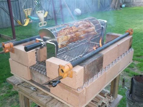 Portable Fire Brick Grill (the Next Useless Project)