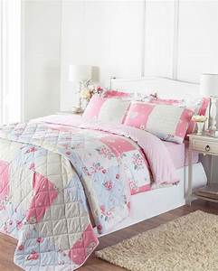 floral quilt duvet cover pillowcase bedding bed set With bed covers for single beds