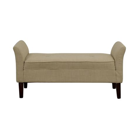threshold settee bench chairs used chairs for sale