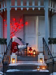 30 amazing front porch christmas decoration ideas godfather style