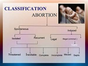 Abortion Ppt For 2nd Msc
