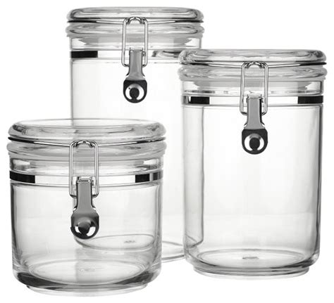 clear canisters kitchen lewis acrylic storage canisters clear contemporary
