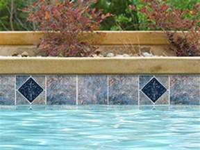 national pool tile gemstone 6x6 series blue deco gms