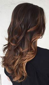 Ombré Hair Marron Caramel : 6 tips to ombre your hair and 29 examples styleoholic ~ Farleysfitness.com Idées de Décoration