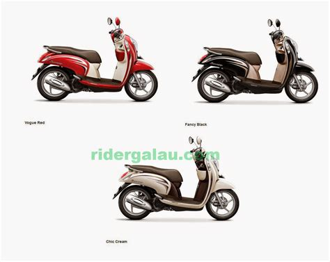 Harga Motor Scoopy 2016 by 2016 Honda Scoopy Stylish Spesifikasi Dan Harga Motor