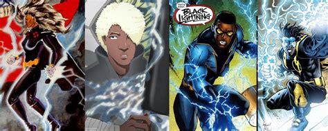Full Of Black Superhero References