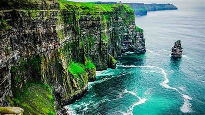 Ireland Cliffs Wallpapers Moher Resolution Cliff Backgrounds