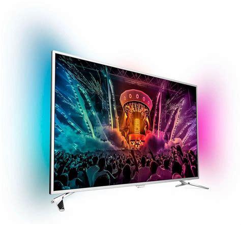 Tv 4k Philips Ambilight Philips 55pus6501 Led Fernseher 139 Cm 55 Zoll 2160p 4k Ultra Hd Ambilight Smart Tv