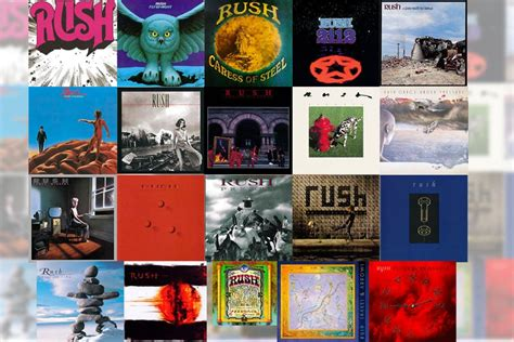 snap judgments  rush albums ive  heard
