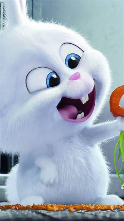 Zedge Cartoon Movie Pets Wallpapers Rabbit Iphone