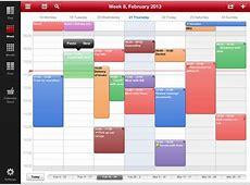 Weekly Calendar App calendar template excel
