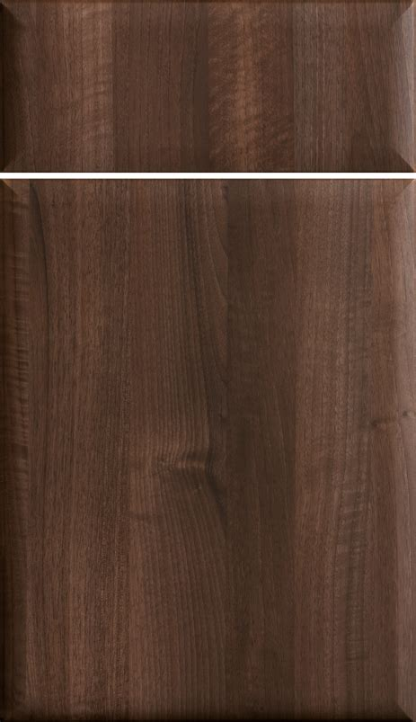 unfinished kitchen cabinets for palo wood grain foil door cabinetry cabinet door shown 8742