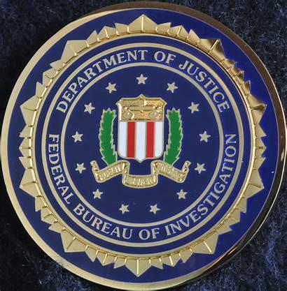 Fbi Investigation Bureau Federal Wand Vierte International