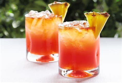 Bahama Mama Cocktail Recipe - Taste the Islands
