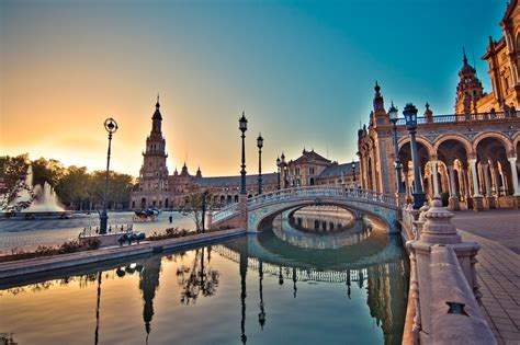 Where To Eat Breakfast Lunch And Dinner In Seville ~ An