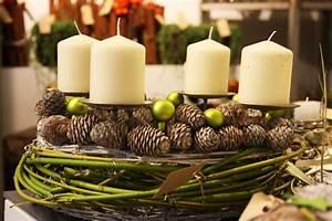 Adventskranz Ideen 2016 : die straussbar florale konzepte weihnachtsdekoration f r gesch ft hotel restaurant privat ~ Frokenaadalensverden.com Haus und Dekorationen