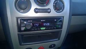 Auto Radio Sony : sony dsx a202ui car stereo mechless radio mp3 usb aux direct ipod iphone control ebay ~ Medecine-chirurgie-esthetiques.com Avis de Voitures