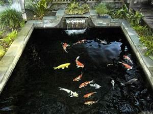 Fontaine Cascade Bassin : incroyable fontaine et cascade de jardin 11 ~ Premium-room.com Idées de Décoration