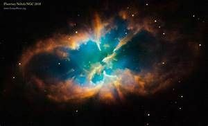 Planetary Nebula NGC 2818