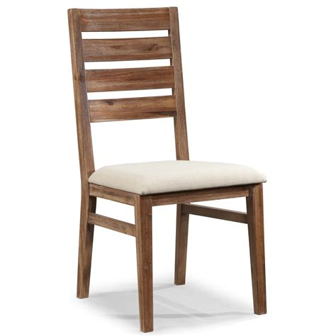 driftwood dining chairs waverly wood dining chairs set of 2 in driftwood 3473