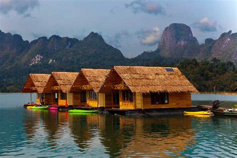 Khao Sok Lake Package Khao Sok Riverside Cottages