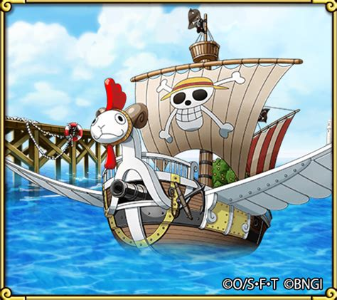 Ship Optc by Ships One Piece Treasure Cruise Ultimate Strategy Guide