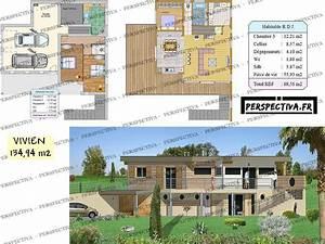 Maison Avec Sous Sol Sur Terrain En Pente : plan de maison avec sous sol terrain en pente ventana blog ~ Melissatoandfro.com Idées de Décoration