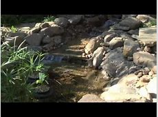 Smartpond's How to Build a Pond or Water Feature YouTube
