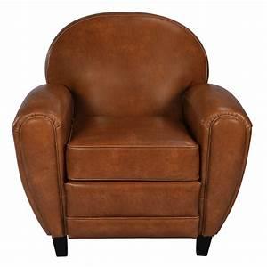 Fauteuil club camel optez pour nos fauteuils club camel for Acheter fauteuil club