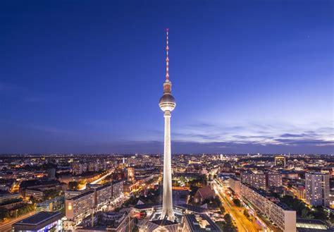 berlin tv kulesi interbus tur