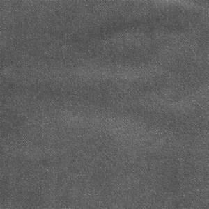 Acetex Cotton Velvet Dark Grey - Discount Designer Fabric ...