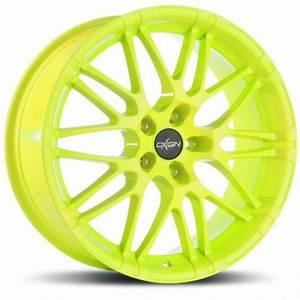 Oxigin oxrock 14 10 0x22 Neon Yellow