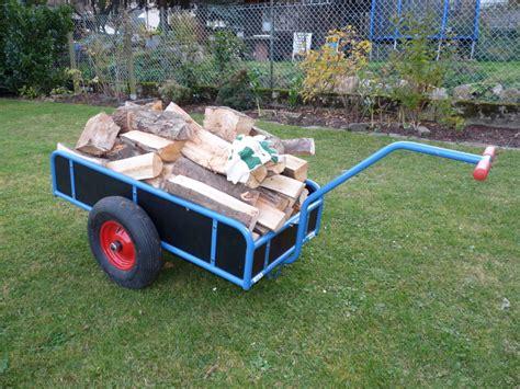 handwagen selber bauen brennholz umlagern motors 228 portal