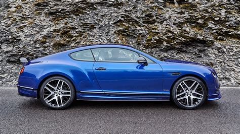 bentley continental supersports  review car magazine