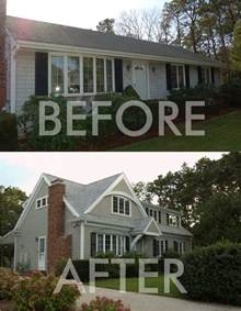 Stunning Adding A Second Story To A Ranch House Photos a 2nd story addition onto a ranch on cape cod lineal inc