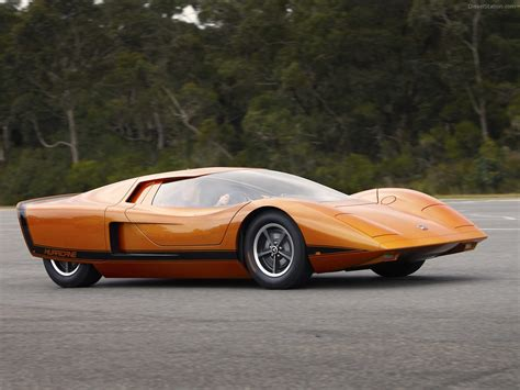 Holden Hurricane Concept 1969 Exotic Car Wallpapers 14 Of