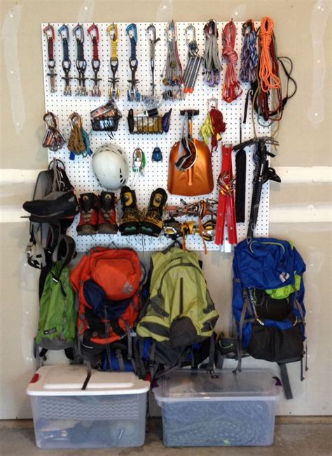 Climbing Gear Storage Fitness Camping