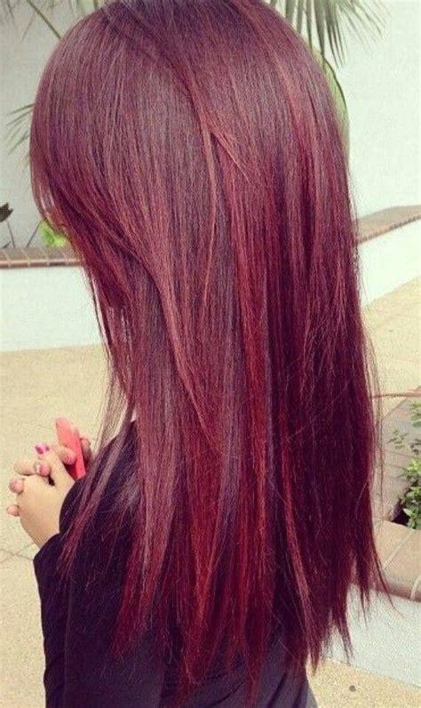 red hair   pinterest cherry red hair voluminous curls  medium curls