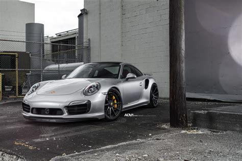 porsche turbo wheels black silver porsche 911 turbo s adv10 m v2 cs series