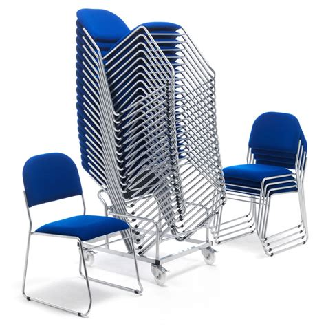 high density stacking chair