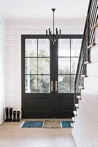 70, Best, Modern, Farmhouse, Front, Door, Entrance, Design, Ideas, 50